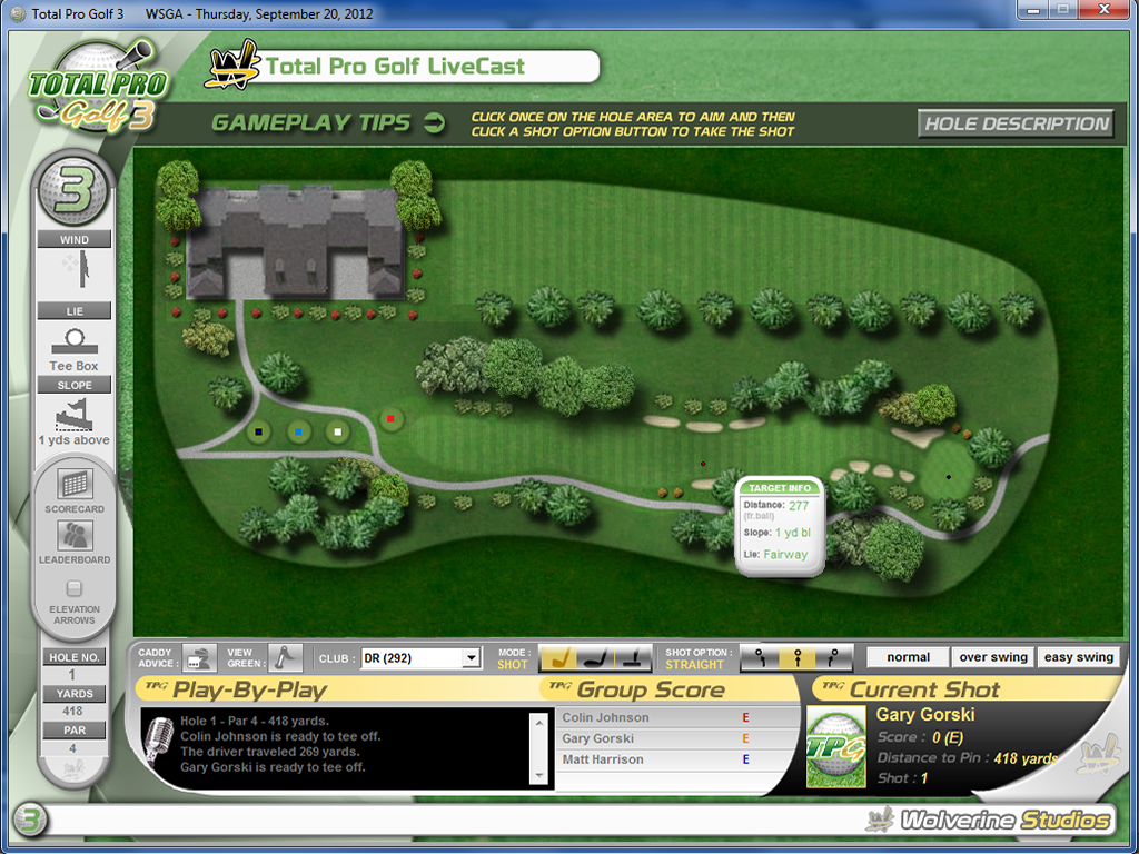 golf games for pc